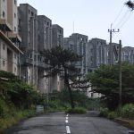 池島廃高層アパート群