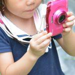 4歳カメラ女子のCOOLPIX W100は子どもカメラにオススメ