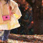 4歳カメラ女子のオシャレアイテム、COOLPIX W100