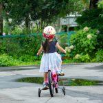 自転車とオールドニッコール練習