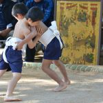 ちびっ子相撲大会