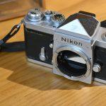ニコンの最新カメラで最初のFマウントニッコールを使う